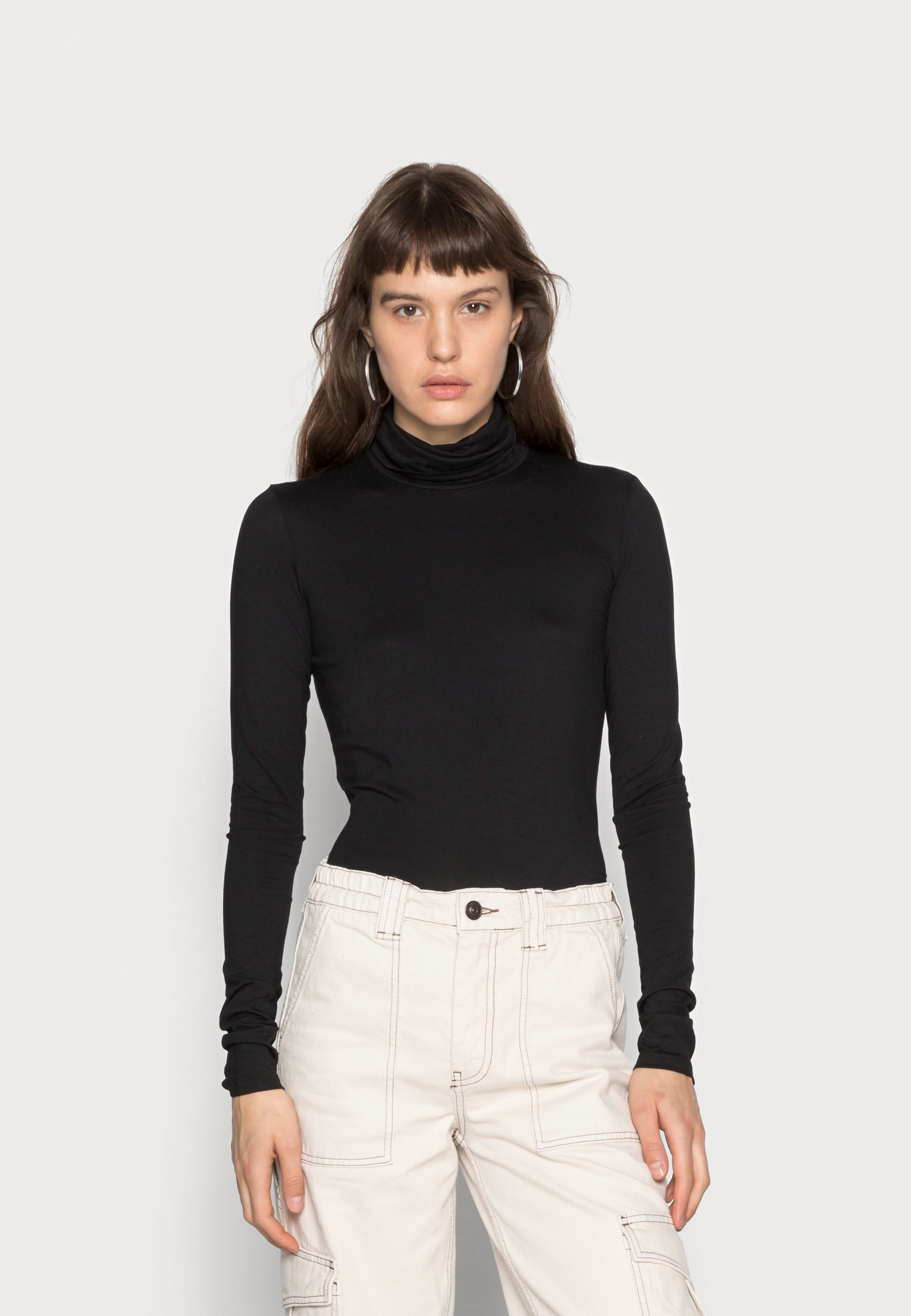 Women CHIE TURTLENECK - Long sleeved top