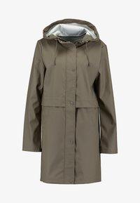 Vero Moda Tall - VMFRIDAY NEW COATED - Waterproof jacket - bungee - 4