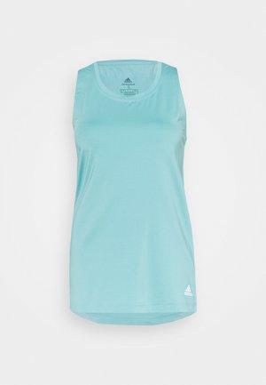 Camiseta de deporte - mint ton/white