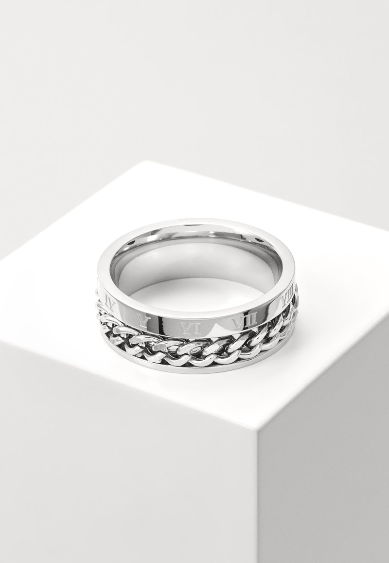 River Island - Ring - silver-coloured