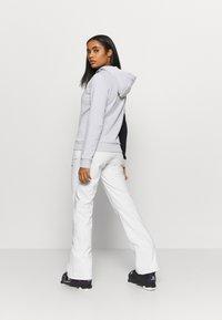 Oakley - WOMENS PANT - Ski- & snowboardbukser - white - 2