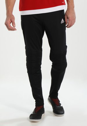 TIERRO13 TORWART PAN - Tracksuit bottoms - noir