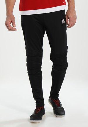 TIERRO13 TORWART PAN - Pantalon de survêtement - noir