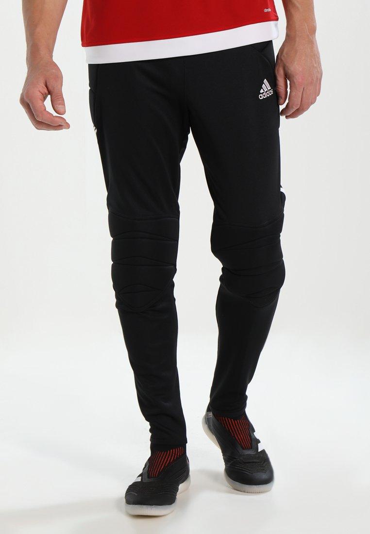 adidas Performance - TIERRO13 TORWART PAN - Pantalon de survêtement - noir