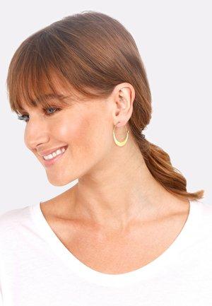 GEO LOOK - Earrings - gold