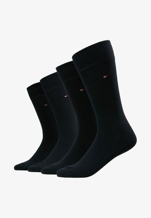 MEN SOCK CLASSIC 4 PACK - Strumpor - dark navy