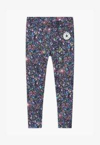 Converse - RHINESTONE PRINT - Leggings - Trousers - multi-coloured - 0