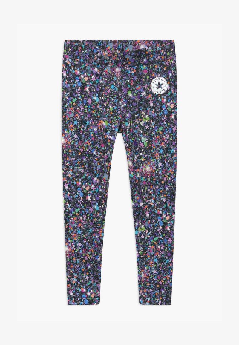 Converse - RHINESTONE PRINT - Leggings - Trousers - multi-coloured