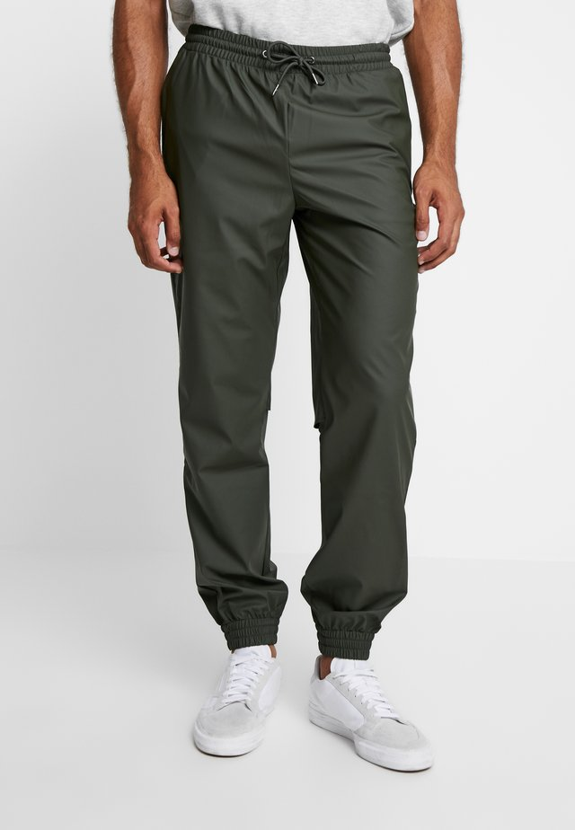 UNISEX TROUSERS - Pantalon de survêtement - green