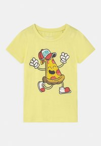 Lemon Beret - SMALL BOYS  - T-shirt con stampa - yellow pear - 0