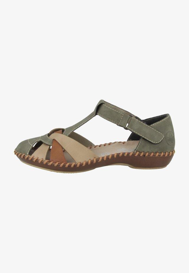 Sandales - olive