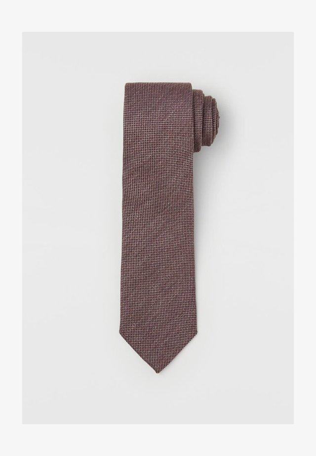 Krawat - rose