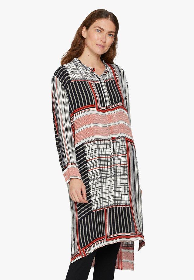 NOLENA - Robe chemise - valient poppy