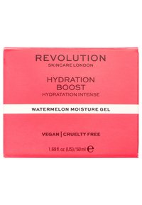 Revolution Skincare - HYDRATION BOOST GEL WITH WATERMELON - Crema da giorno - - - 2