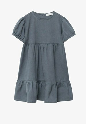 Day dress - donkergrijs