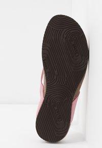 Scholl - TISTOIS - Sandalias de dedo - rose clair - 6