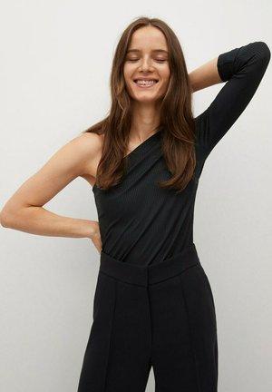 ANNE - Långärmad tröja - zwart