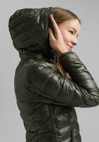 Esprit - Winter jacket - khaki green - 5