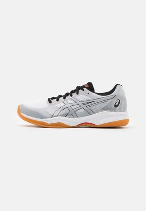 COURT HUNTER - Multicourt tennis shoes - white/piedmont grey