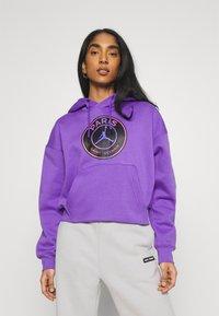 Jordan - HOODIE CORE - Sweatshirt - wild violet - 0