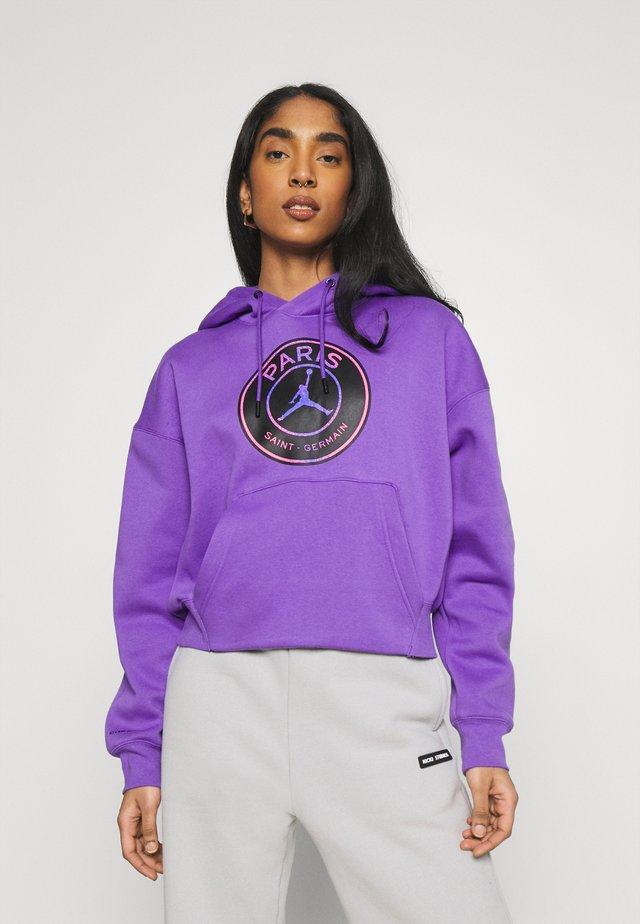 HOODIE CORE - Felpa - wild violet