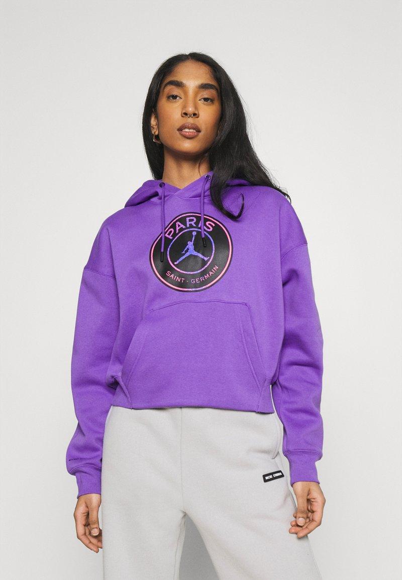 Jordan - HOODIE CORE - Sweatshirt - wild violet
