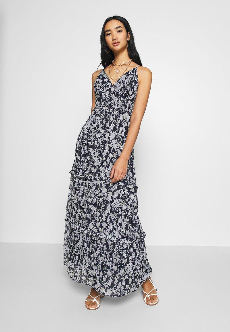 Superdry - MARGAUX DRESS - Maxi dress - navy