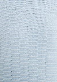 someday. - TEGANI BLOCKING - Strickpullover - quiet blue - 2