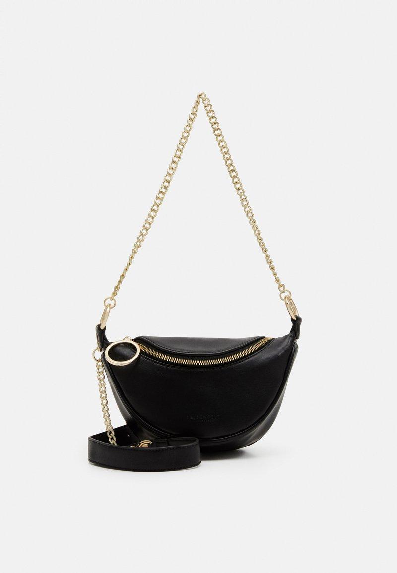 Seidenfelt - SKIEN - Bum bag - black