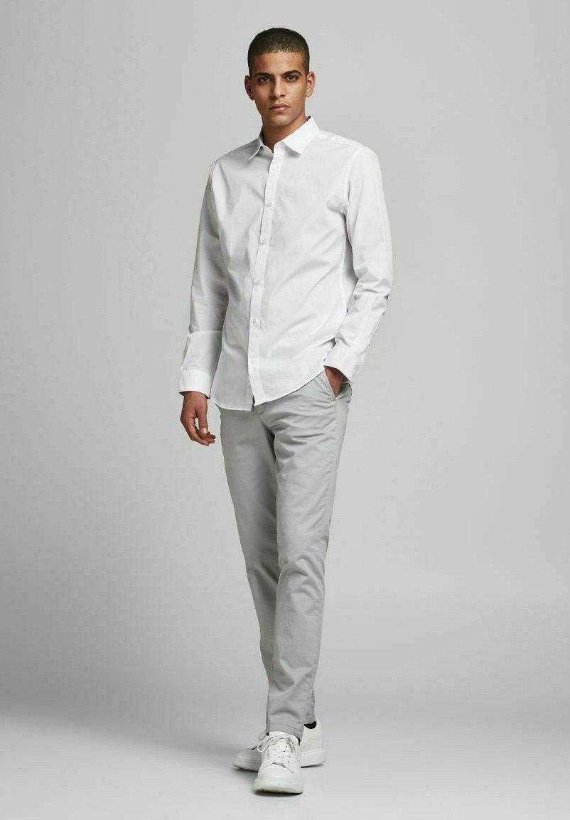 Uomo JJJOE SET - Camicia elegante - cashmere blue