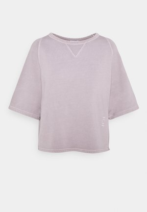 WOMEN - T-shirt print - dark mauve