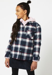 America Today - Button-down blouse - navy - 1