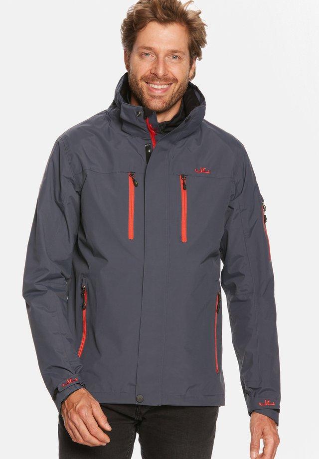 HARSTAD - Outdoor jacket - navy