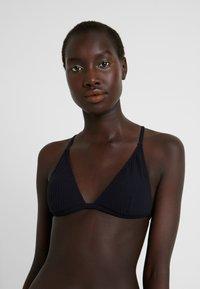 s.Oliver - TRIANGEL SET - Bikini - black - 3