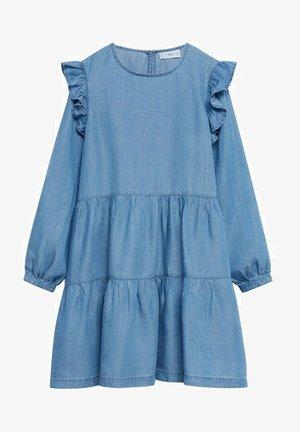 Robe en jean - light blue