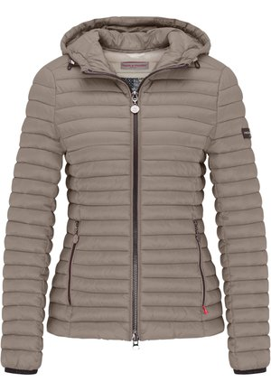 ALL-SEASON-STEPPJACKE FRIDAY V MIT TAILLIERTER PASSFORM - Down jacket - moonlight