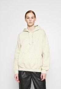 BDG Urban Outfitters - SKATE HOODIE - Hoodie - straw - 0