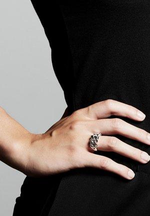 MAREN - Ring - ox silver