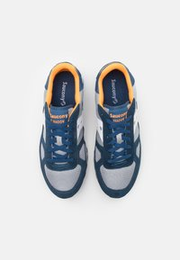 Saucony - SHADOW ORIGINAL UNISEX - Trainers - blue/grey/orange - 3