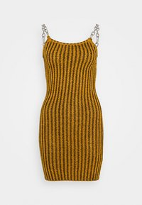 The Ragged Priest - SHACKLE - Shift dress - dark yellow - 4