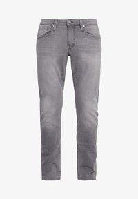 edc by Esprit - Slim fit jeans - grey light wash - 4