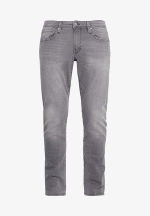Jeans slim fit - grey light wash