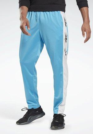 VECTOR ELEMENTS PANTS - Pantaloni sportivi - turquoise