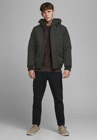 Jack & Jones PREMIUM - Winter jacket - black - 1