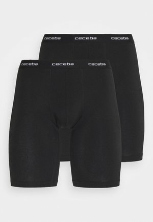 RADLER 2 PACK - Culotte - black/dark-solid
