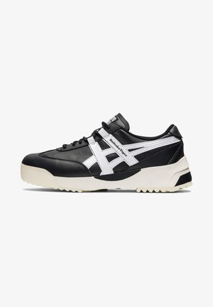 DELEGATION EX - Sneakersy niskie - black/white