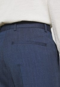 Calvin Klein Tailored - STRETCH PANT - Trousers - blue nights - 5