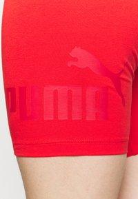 Puma - Medias - poppy red - 4