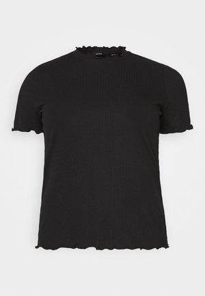 VMBREA - T-shirt z nadrukiem - black