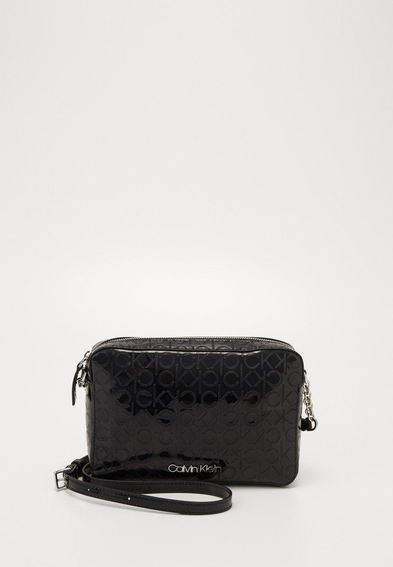 Calvin Klein - Borsa a tracolla - black